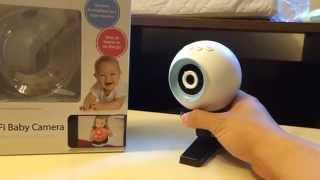 D-Link Wi-Fi HD Baby Camera Review (DCS-825L)(D-Link WiFi Baby Camera Review (DCS-825L) Product Link: http://amzn.to/1rw2Ls6 Features: *Sound & Motion Detection *Instant Push Alerts *Remote Viewing ..., 2014-07-18T20:51:58.000Z)