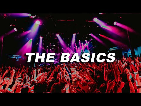 CONCERT PHOTOGRAPHY // CAMERA BASICS