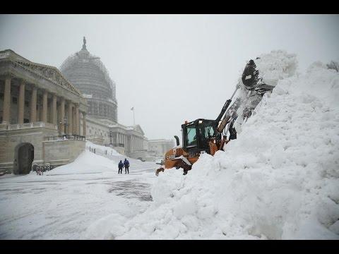 Big Blizzards Don't Disprove Climate Change