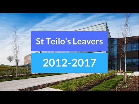 St Teilo's Leavers 2017