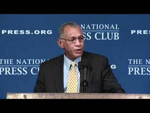 Administrator Bolden at the National Press Club