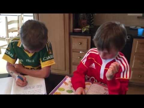 Sean & Dyls  Episode 1  Homework