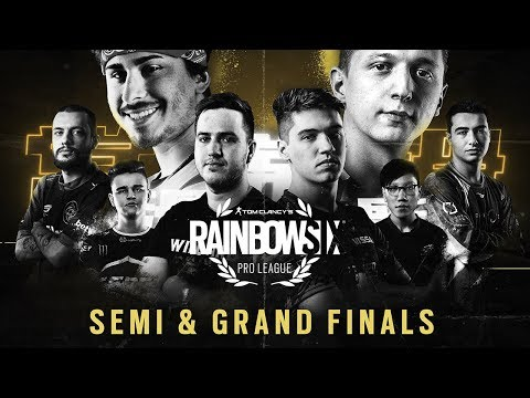 Rainbow Six Pro League – Season X Finals – Day 2