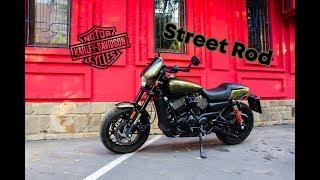 видео Тест драйв Harley Davidson XG750 Street Rod