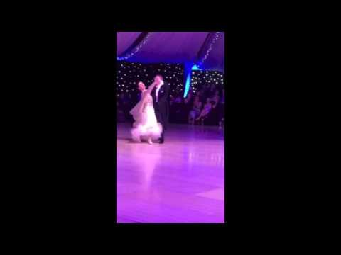 John Wood & Anne Gleave  The Foxtrot Freedom to Dance 2016