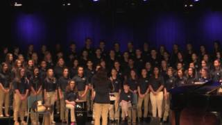 Dodgen Chorus 8th Grade Winter Concert 2016-Swingle Bells
