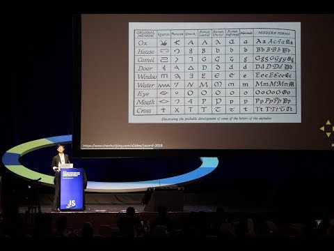 Chen Hui Jing: When East Meets West: Web Typography And How It Can Inspire ... - JSConf.Asia 2018