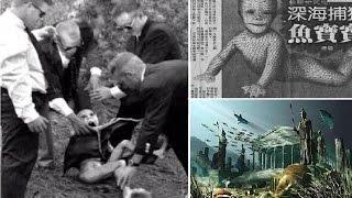 挑戰新聞軍事精華版--前蘇聯研究船深海捕獲人魚寶寶,自稱來自「亞特蘭提斯」