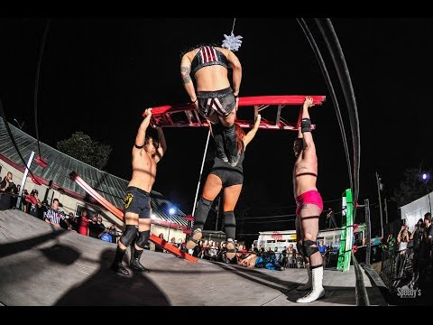 [FULL MATCH] 7-Way Ladder Match FEST WRESTLING: Pickle In The Tree