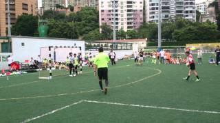 lolofootball之聖貞德中學五人足球盃培僑vs梅窩1