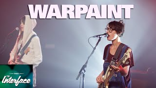 The Interface: Warpaint