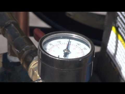 Harbor Freight Air Compressor Pump Part 3