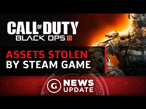 Activision Took Down a Steam Game for Stealing Call of Duty Assets - GS News Update