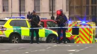 Witness of London Terror Attack: 'Thank God I Wasn't Actually Hit'