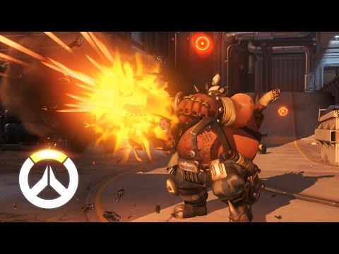 Resumen de habilidades – Roadhog | Overwatch