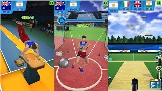 Summer Sports Events Android Gameplay