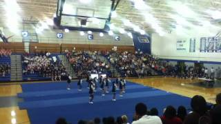 Cheerleading Competition 2012 Wilson County NC