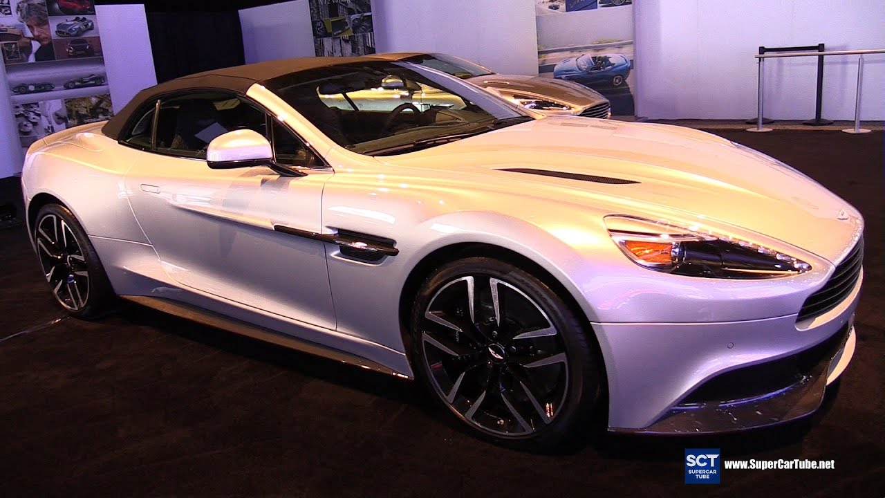 Aston Martin Vanquish By Troy Exterior And Interior - Aston martin troy