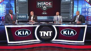 Inside the NBA: What Cavs' Game 1 Loss Means
