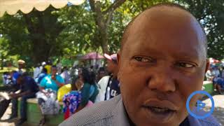 Nakuru hawkers register for NHIF to safeguard their health status