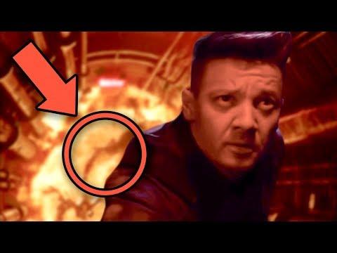 Avengers Endgame Trailer MISSING EASTER EGG! Thanos Soldiers Revealed!