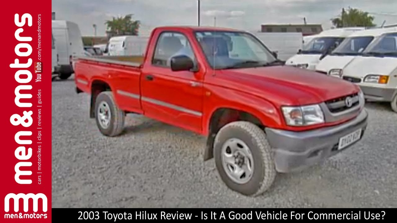 Kelebihan Toyota Hilux 2003 Top Model Tahun Ini