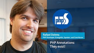 PHP Annotations: They exist!