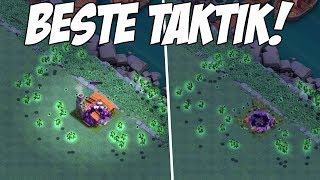 BESTE TAKTIK IM NACHTDORF! || CLASH OF CLANS || Let's Play CoC [Deutsch German]