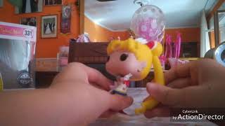 Pop unboxing Super Sailor Moon (ita) #1