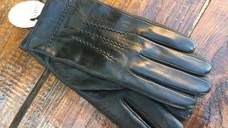 Мужские перчатки кожа козы 541(Shust Gloves качественные кожаные перчатки из натуральной, мягкой кожи. Купить перчатки оптом можно по ссылке..., 2016-09-15T08:25:38.000Z)