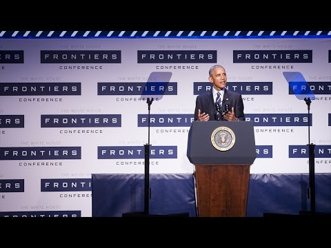 The White House Frontiers Conference Highlights at CMU
