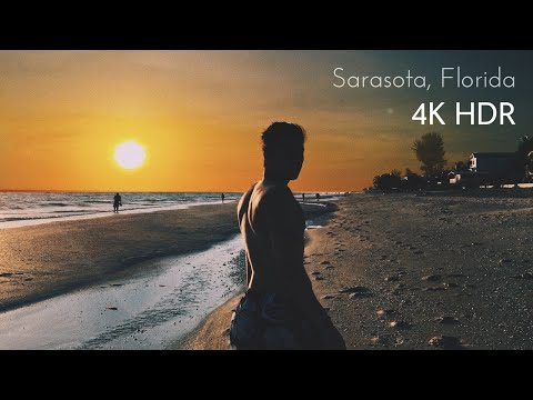 Sarasota, Florida - Travel Montage [4K HDR Edition]