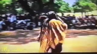 Les chasseurs du Wassolon à Falama Mandiana Guinee