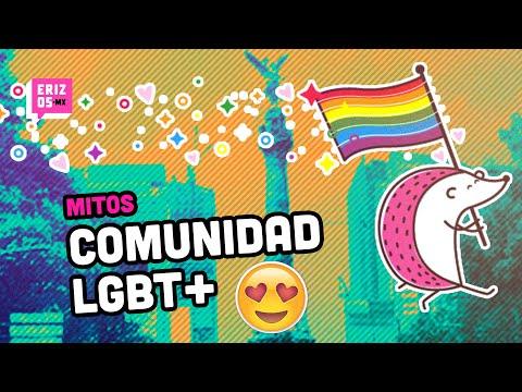 Comunidad LGBT+  |  Erizos vs Mitos de Internet | Erizos