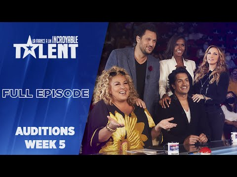 France's Got Talent - Auditions - Week 5 - FULL EPISODE