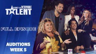 France's Got Talent - Auditions - Week 5 - FULL EPISODE