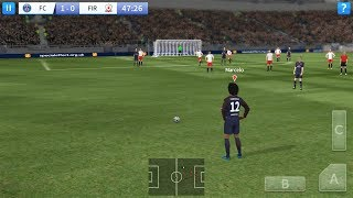 Dream League Soccer 2017 Android Gameplay #95