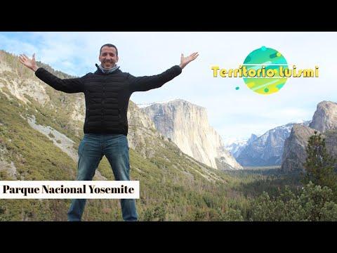Visita al PARQUE NACIONAL YOSEMITE - Una experiencia increíble