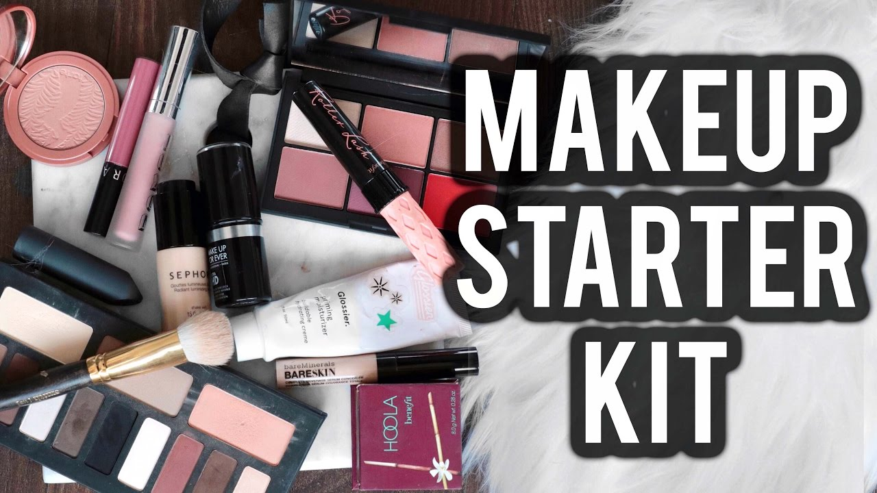 The Ultimate High End Starter Makeup Kit Perfect For Beginners