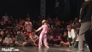 Amazing Chinese 7 Years Old Girl Popping Dance on Dance Vision vol.5 MP3