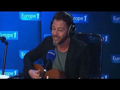 """Christophe Maé : """"Les plus grandes chansons ont été faites sur deux ou trois accords"""""""
