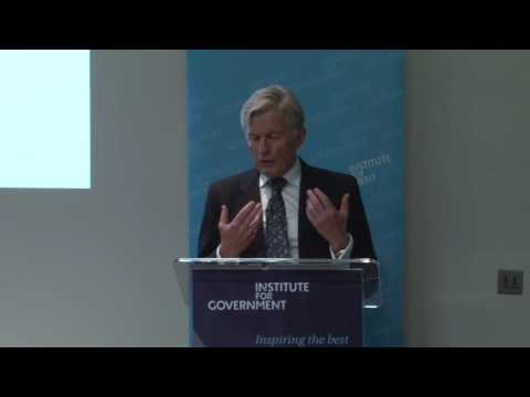 A Keynote Speech by Sir Amyas Morse KCB, Comptroller and Aud