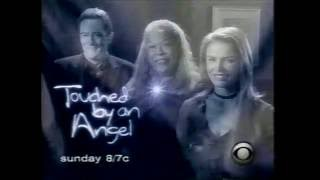 March 2001 - 'Touched by an Angel' Promo