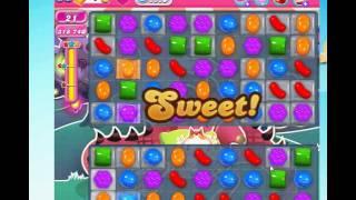 Candy Crush Saga Level  1510 (3* No Booster)