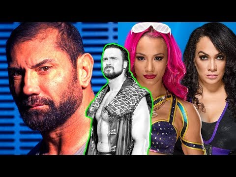 Batista Returning? Drew McIntyre Update! Going in Raw WWE & Pro Wrestling News Podcast 325