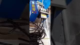 Soft tuber cutting machine