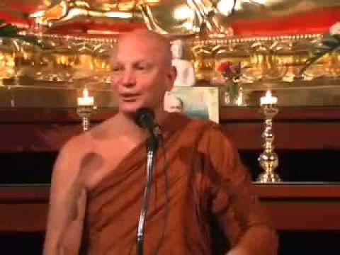 Aspects of Freedom profound Dhamma Talk by Ajahn Nyanadhammo