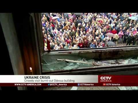 Activists Storm Jail, Free Separatists in Ukraine