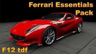 Project CARS 2: Ferrari F12 tdf - Pista Di Fiorano [Ferrari Essentials Pack]