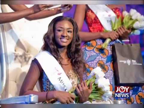 Miss Ghana Exposé on Joy Entertainment News (18-12-17)